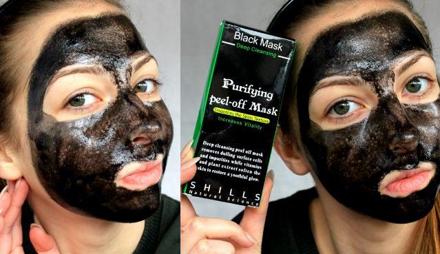 Black Mask – commenti – ingredienti - erboristeria – come si usa – composizione