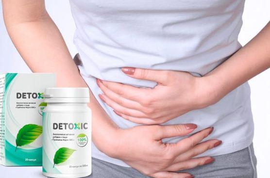 Detoxic – commenti – ingredienti - erboristeria – come si usa – composizione