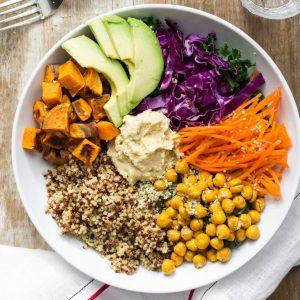 Perché Di Una Dieta Vegana È Sano Per Voi