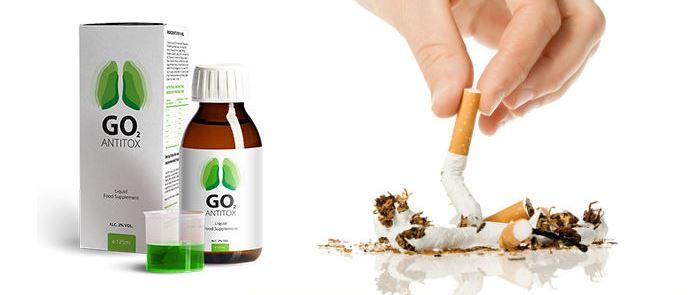 GO2 Antitox – commenti – ingredienti - erboristeria – come si usa – composizione