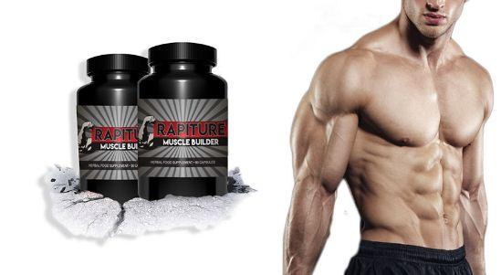 Rapiture Muscle Builder – commenti – ingredienti - erboristeria – come si usa – composizione